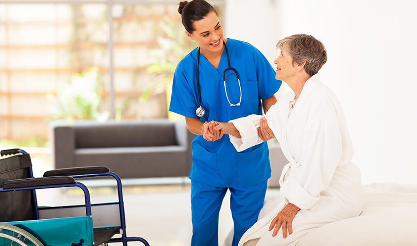 Home Health Adding More Jobs Compared To Other Settings