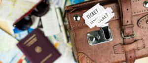 travel items