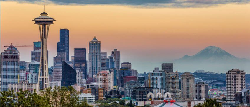 Top 5 Things to do in Seattle as a Travel Therapist