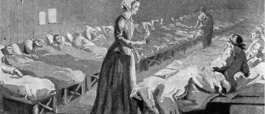Who is the Founder of Professional Nursing?