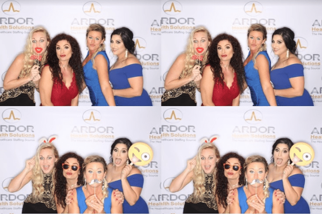 Photos From The Ardor Health Solutions Holiday Party