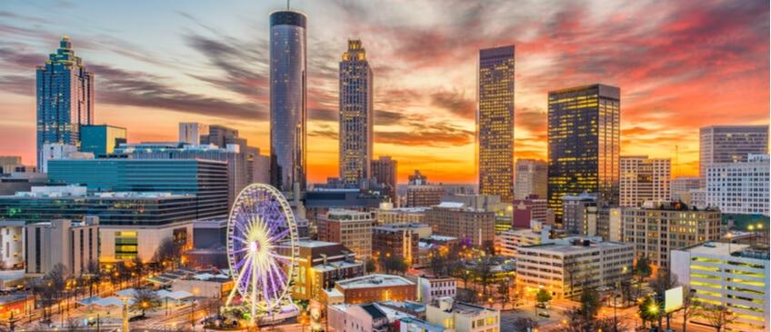 Top 5 Things to do in Atlanta