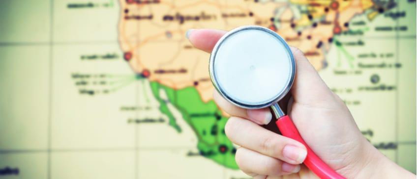 Understanding GSA Per Diem Rates for Healthcare Travelers